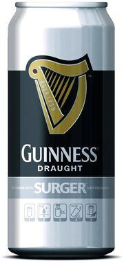 Guinness Draught Surger, Can 520 ml x 24