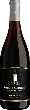 Robert Mondavi Private Selection Pinot Noir, Central Coast