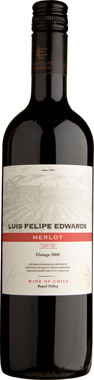 Luis Felipe Edwards Lot 18 Merlot, Rapel Valley 75cl