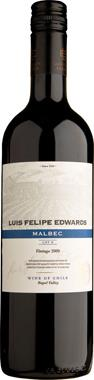 Luis Felipe Edwards Lot 2 Malbec, Rapel Valley