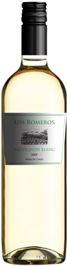 Los Romeros Sauvignon Blanc, Central Valley