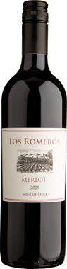 Los Romeros Merlot, Central Valley