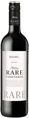 Rare Vineyards Malbec, Pays d'Oc