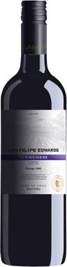 Luis Felipe Edwards Lot 24 Carmenère, Rapel Valley