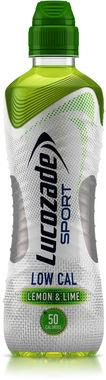 Lucozade Sport Lite Lemon & Lime, PET 500 ml x 12