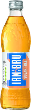 Barrs Irn Bru Sugar Free, NRB 330 ml x 24