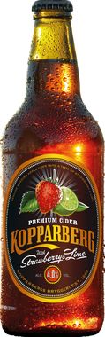 Kopparberg Strawberry & Lime, NRB 500 ml x 15