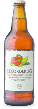Rekorderlig Strawberry & Lime, NRB 500 ml x 15