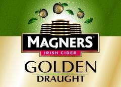 Magners Golden Draught Extra Cold, keg 50 lt x 1