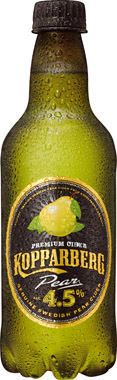Kopparberg Pear Cider, PET 500 ml x 15