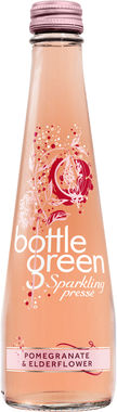 Bottlegreen Pomegranate & Elderflower Sparkling Presse, NRB 275 ml x 12