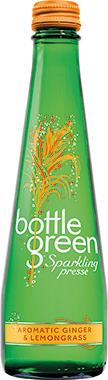 Bottlegreen Ginger & Lemongrass Sparkling Presse, NRB 275 ml x 12