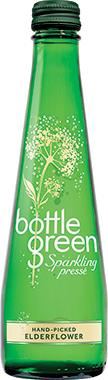 Bottlegreen Elderflower Sparkling Presse, NRB 275 ml x 12