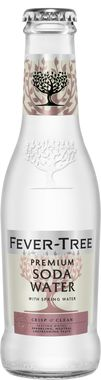 Fever Tree Spring Soda, NRB