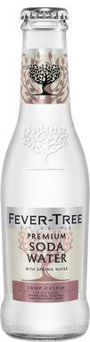Fever Tree Spring Soda, NRB 200 ml x 24