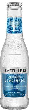 Fever Tree Premium Lemonade, NRB 200 ml x 24