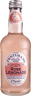 Fentimans Rose Lemonade, NRB