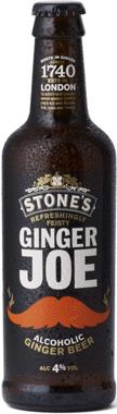 Ginger Joe 330 ml x 12
