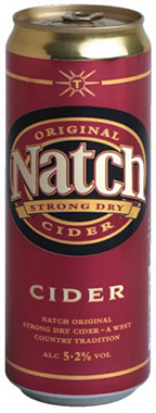 Natch, can 500 ml x 24