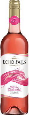 Echo Falls White Zinfandel, California 75cl