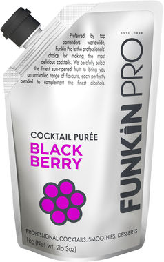 Funkin Pro Blackberry Puree