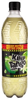 Tango Apple, PET 600 ml x 24