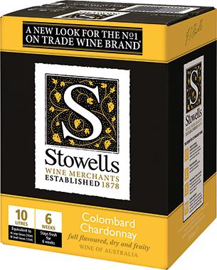 Stowells Colombard-Chardonnay, South Africa 10lt