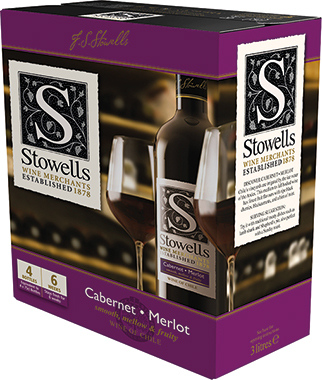 Stowells Cabernet-Merlot, Central Valley 3lt
