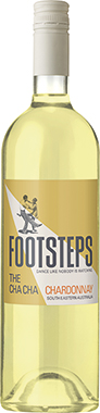 Footsteps Chardonnay, South-Eastern Australia 75cl