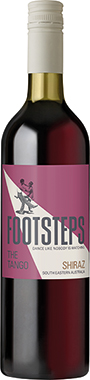 Footsteps Shiraz, South Eastern Australia 75cl