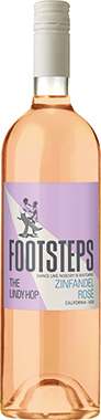 Footsteps Rosé, California 75cl