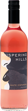 Whispering Hills White Zinfandel, California