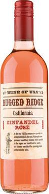 Rugged Ridge Zinfandel Rosé, California