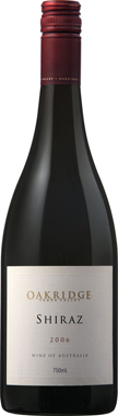 Oakridge Local Vineyard Series Shiraz, Yarra Valley