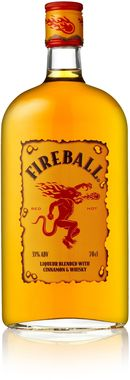 Fireball Cinnamon Whiskey Liqueur