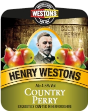 Henry Westons Country Perry, BIB 20 lt x 1