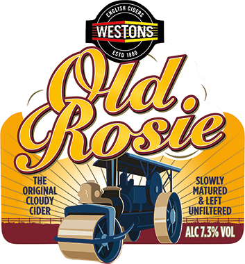 Westons Old Rosie, bag in box 20 lt x 1