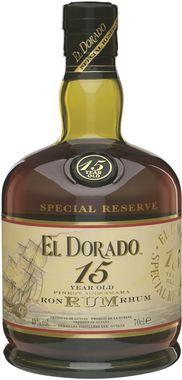 El Dorado Demerara 15-Year-Old Rum
