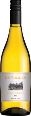 Los Romeros Chardonnay, Central Valley