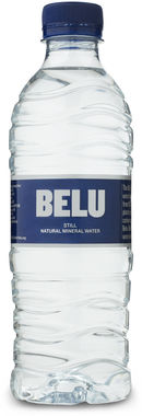 Belu Still Natural Mineral Water, PET 500 ml x 24