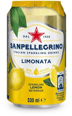 San Pellegrino Limonata, Can 330 ml x 24
