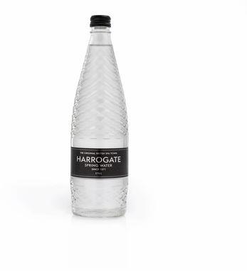 Harrogate Spring Water Still, NRB 750 ml x 12
