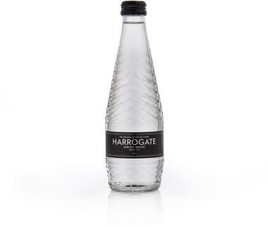 Harrogate Spring Water Still, NRB 330 ml x 24