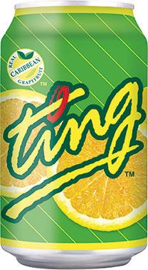 Ting, can 330 ml x 24