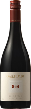 Oakridge 864 Syrah, Yarra Valley