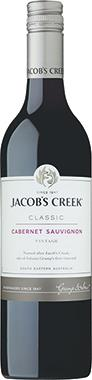 Jacob's Creek Cabernet Sauvignon, South Eastern Australia