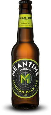 Meantime London Pale Ale, NRB 330 ml x 24