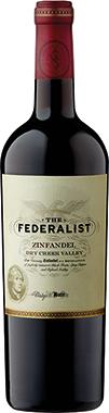 The Federalist Visionary Zinfandel, Dry Creek Valley