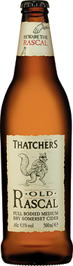 Thatchers Old Rascal, NRB 500ml x 6