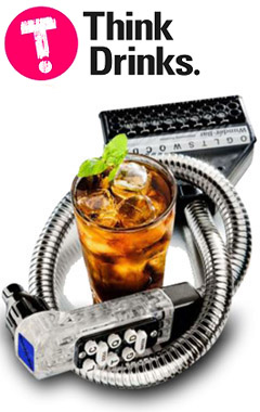Think Drinks Cola Draught, post-mix 10 lt x 1